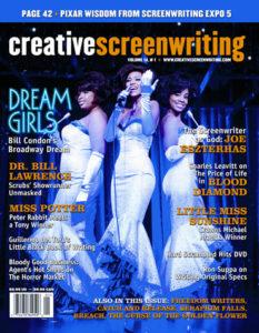 Creative Screenwriting Screenplay Contest Home - Creative